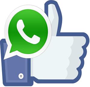 WA bergabung dengan Facebook