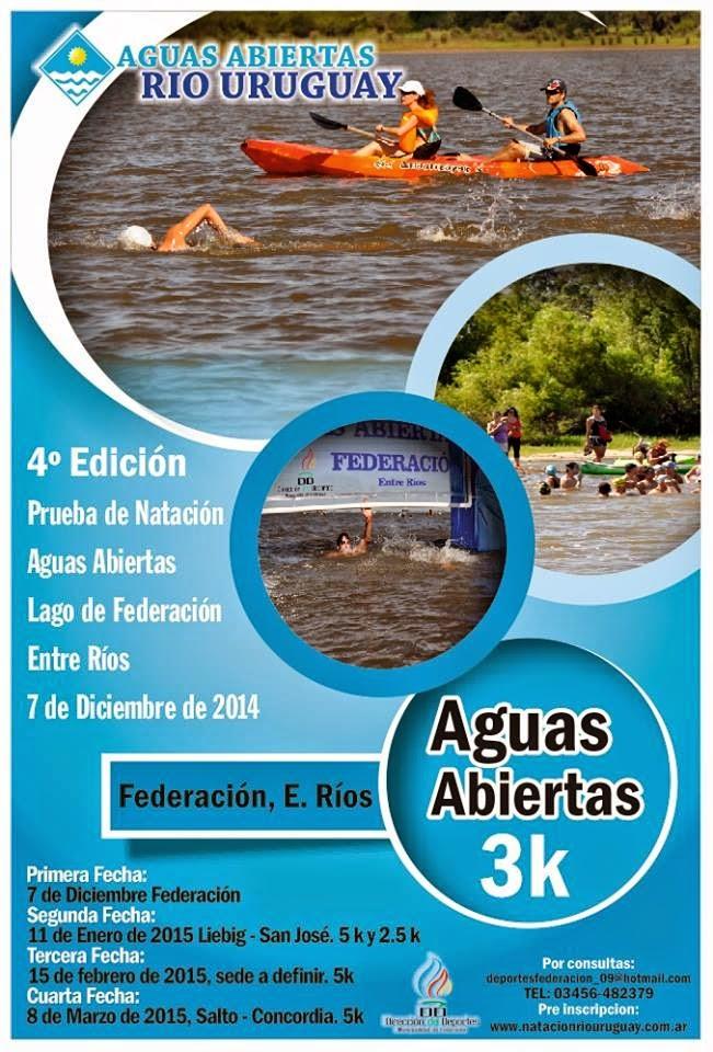 Aguas Abiertas Rio Uruguay Federacion