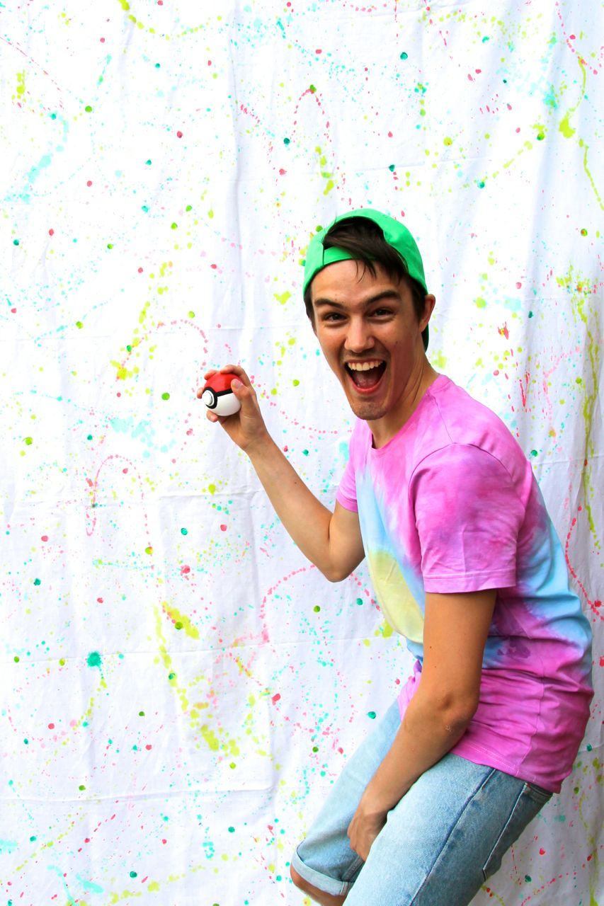 pokemon Photo Booth
