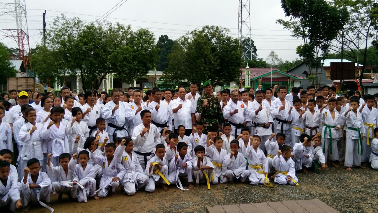 kushin Ryu M Karate Do Indonesia