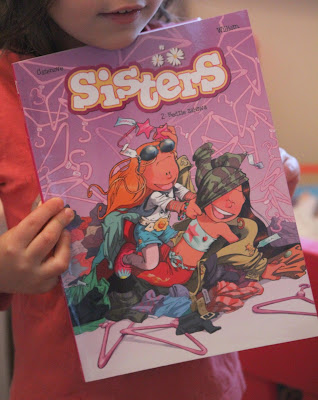 Sisters - komiks nie tylko dla dziewczyn