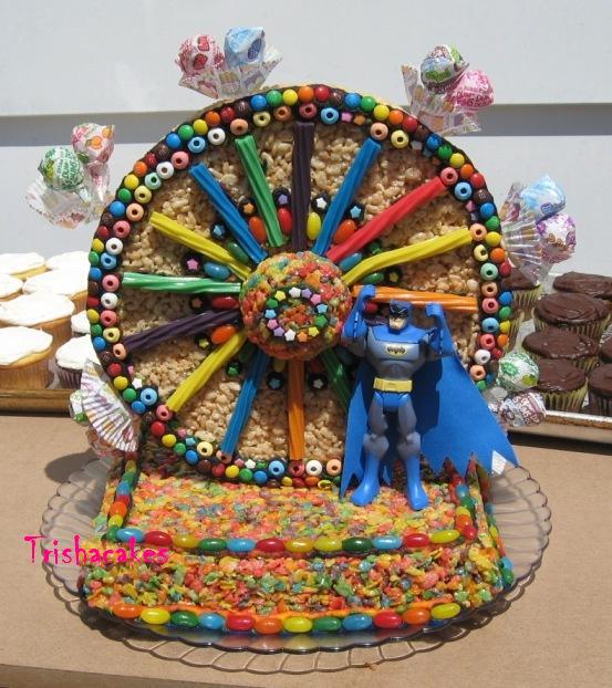 Cakeopolis 30 The Ferris Wheel Cake