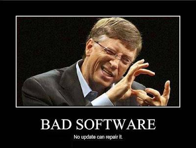 Bad Software - Source: Kettlewell.net - http://kettlewell.net/wp-content/uploads/2013/10/bad-software.jpg