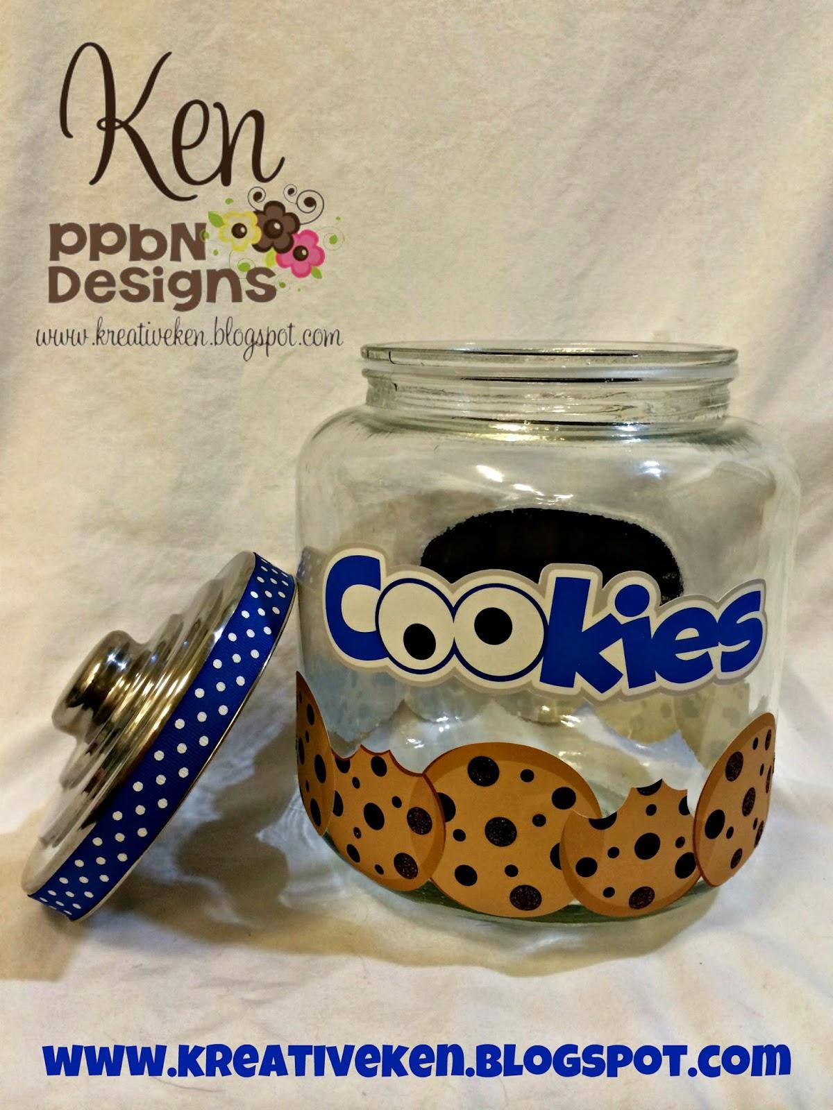 Cookie Monster Jar Ken 39 S Kreations