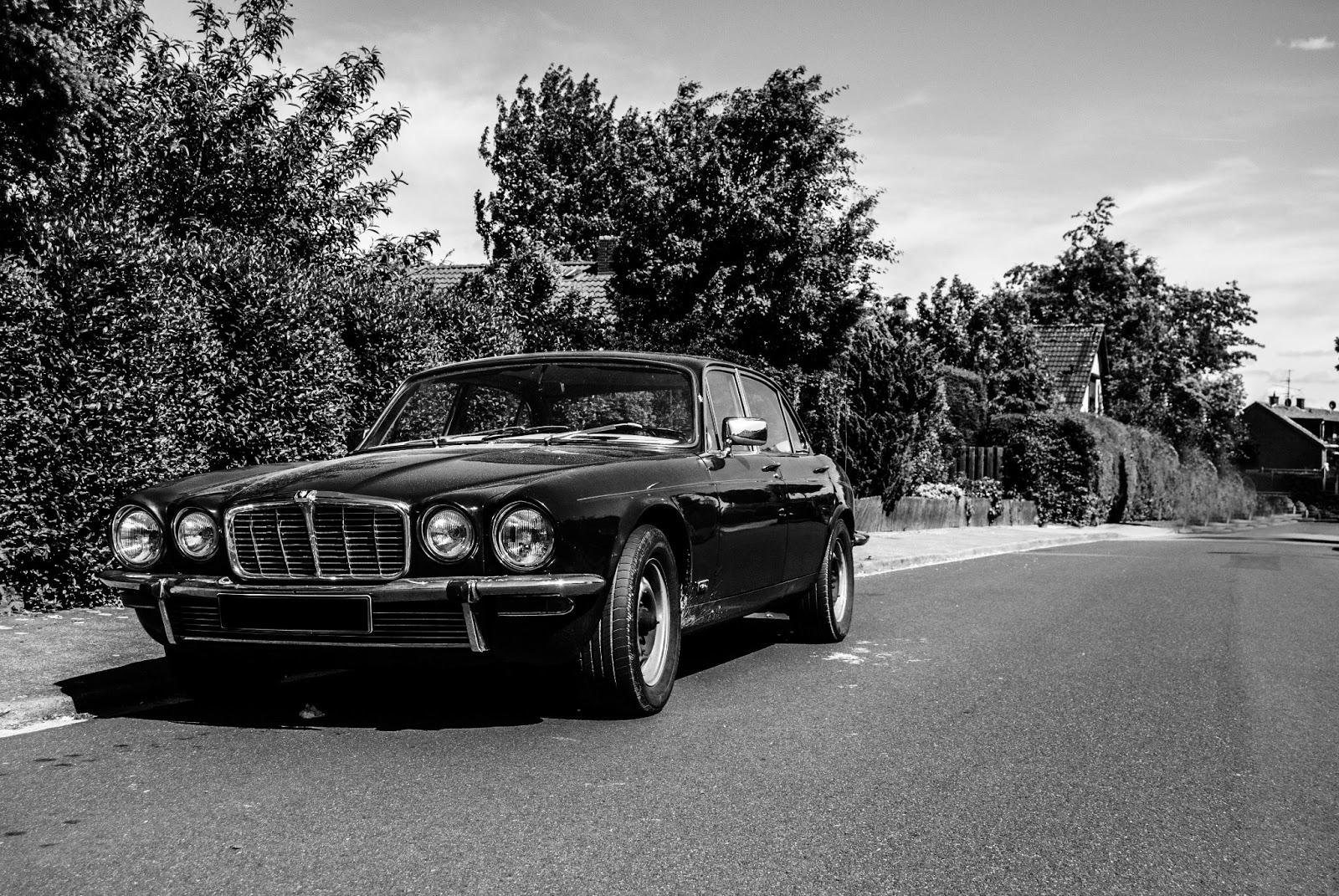 Die Karosserie Der Jaguar Xj Serien Fahrzeuge Brit Tec 1970 Xj6 Art 6 Serie Ii Von 1978