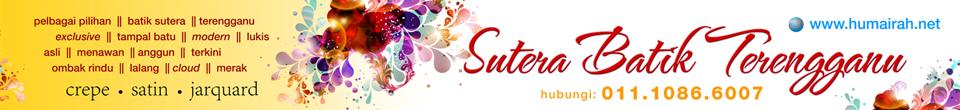 I Love Batik Sutera Terengganu