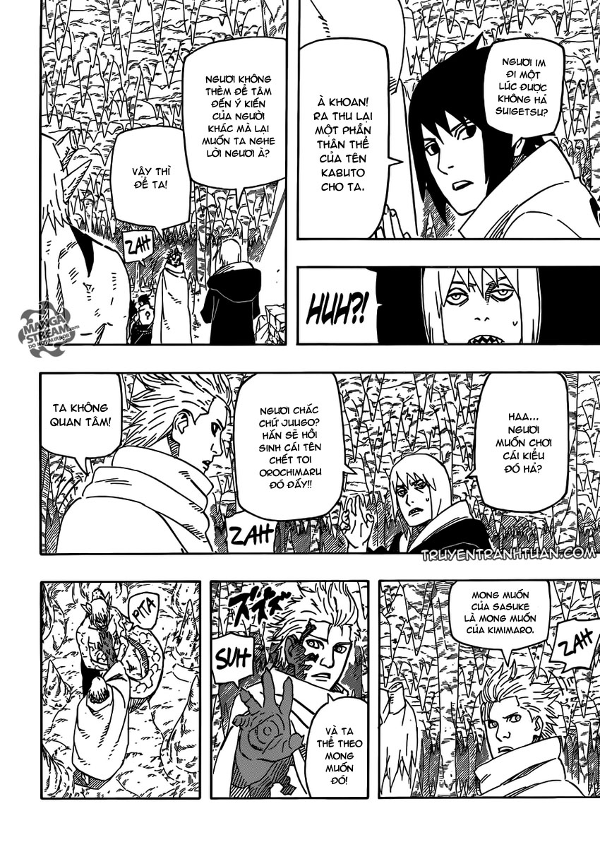 Naruto - Chapter 593 - Pic 4