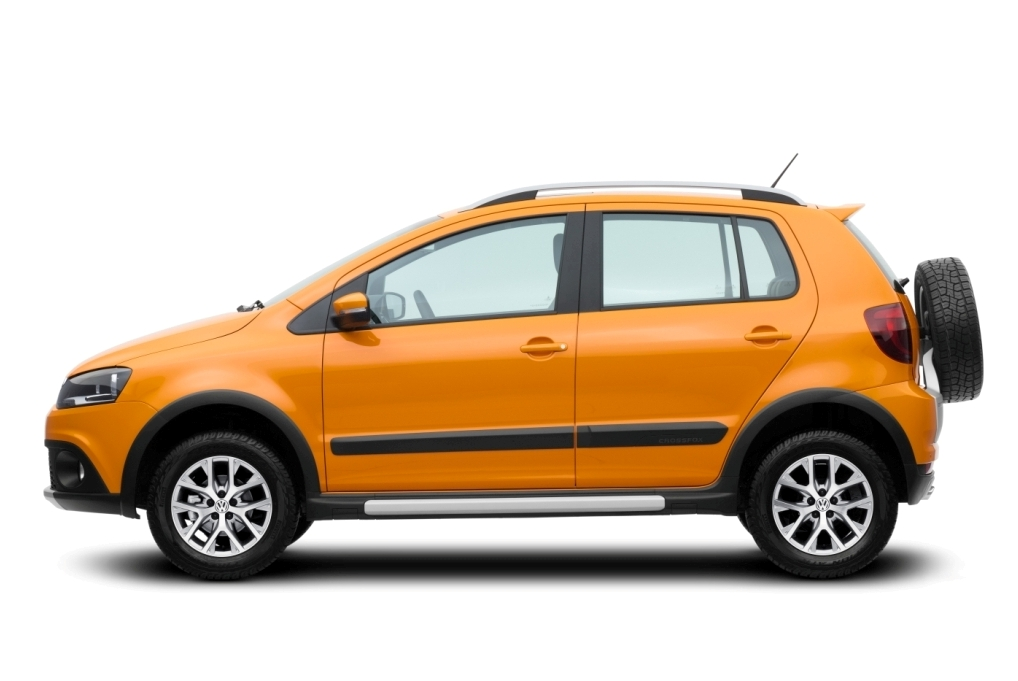 Vw Crossfox 2015 - Fotos de coches - Zcoches