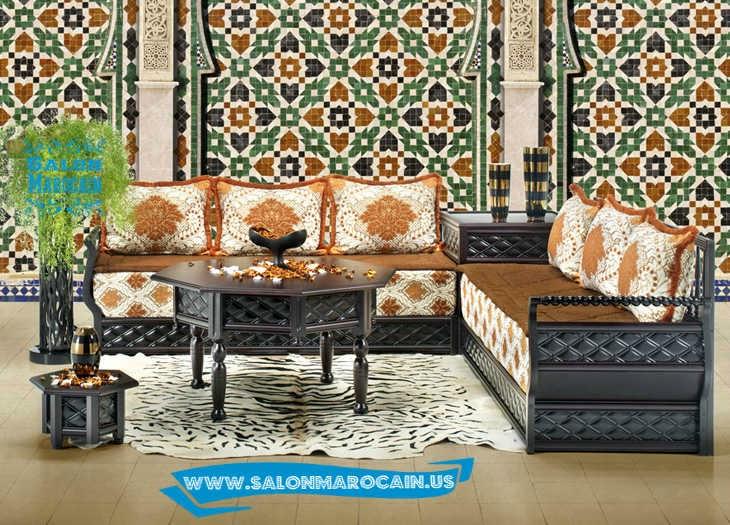 Salon marocain for Salon marocain a toulouse