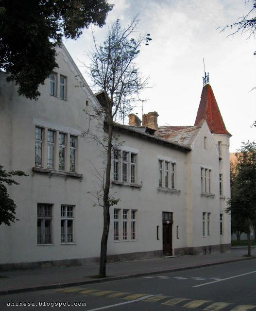 Гродно, дом 1900 года