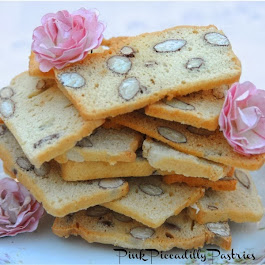 Almond Bread Biscotti