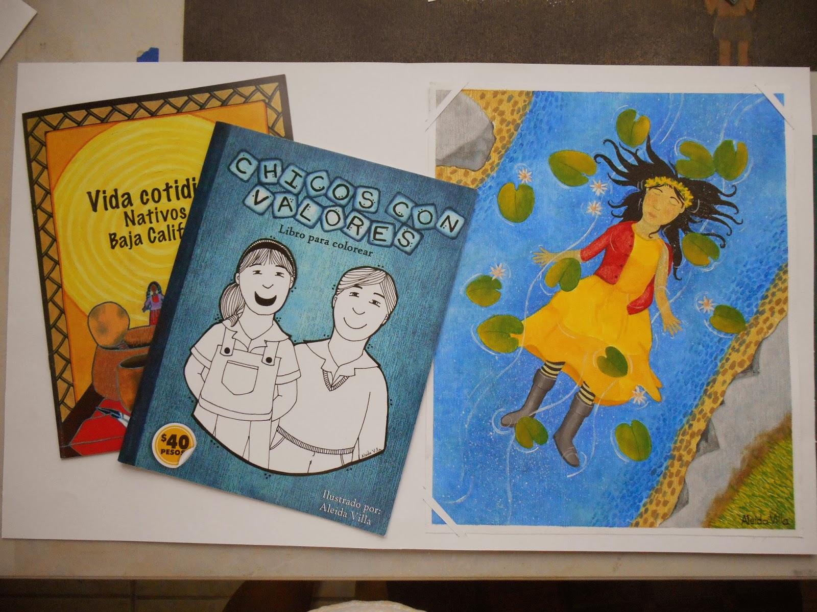 Promoción de la lectura en Tijuana: noviembre 2014