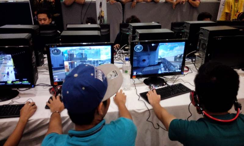 SMM Cyberslam 2014, 2-day E-Gaming Events