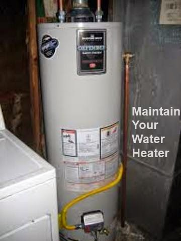 Maintain Your Water Heater
