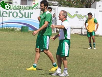 Oriente Petrolero - Alejandro Delorte - Carlos Ramacciotti - Club Oriente Petrolero