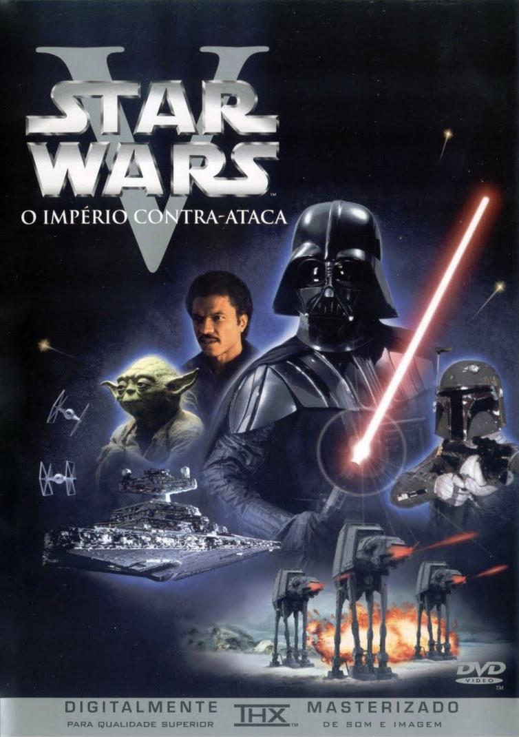 Star Wars: Episódio 5 – O Império Contra Ataca – Dublado (1980)