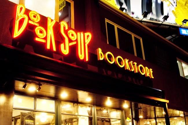 <b>Book Soup</b>