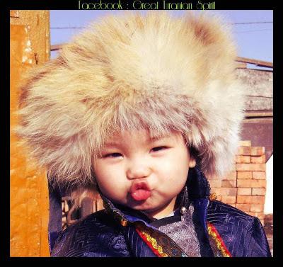 Saudações da Mongólia