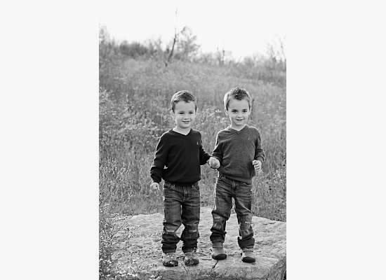 Twins are fun!