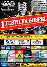 1º FESTICHÃ GOSPEL