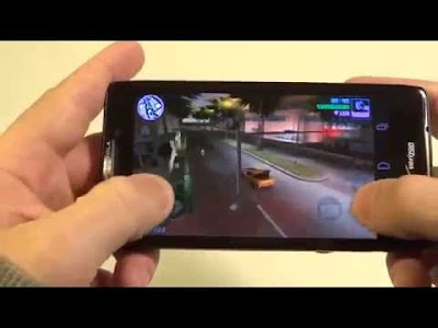 Grand Theft Auto: Vice City v1.07 Apk + Data for Android Smartphone