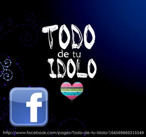 Todo de tu Idolo en Facebook.