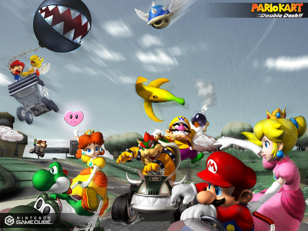 Super Mario HD & Widescreen Wallpaper 0.0609423313200654
