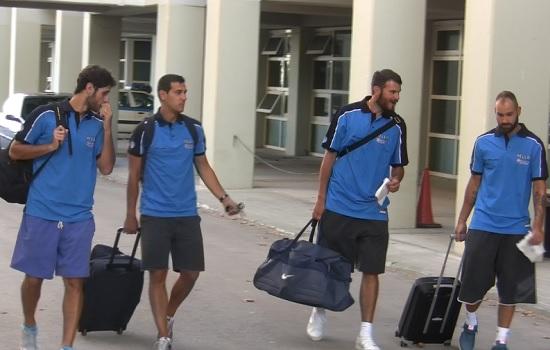 Επιστροφή στην Αθήνα για την Εθνική Ανδρών