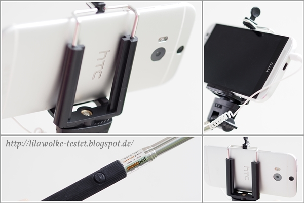 mein neuer selfie stick von dressymo im test lilawolke testet. Black Bedroom Furniture Sets. Home Design Ideas