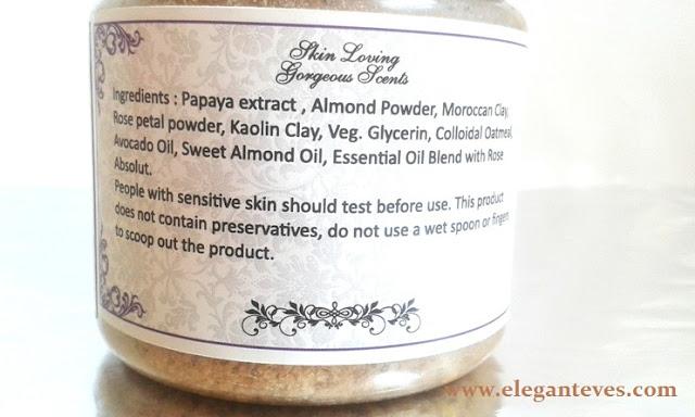Gia Bath & Body Works Papaya Facial Cleanser