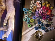 ore creative con la macchina per cucire.....
