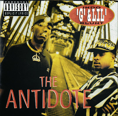 Indo G & Lil Blunt – The Antidote (CD) (1994) (320 kbps)