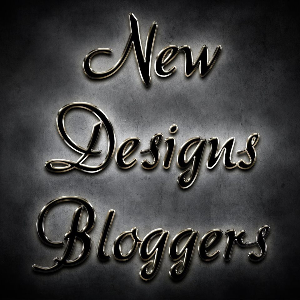New Desings Blogger