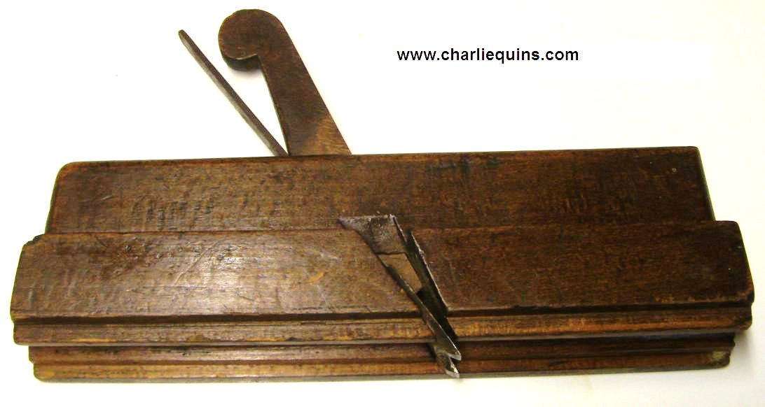 CHARLIEQUINS THINGS FOR SALE: Antiques Old Wood Working Tools 018