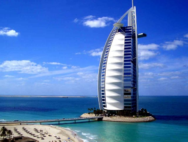 Wonderful 10 Tourist Attractions In Dubai World