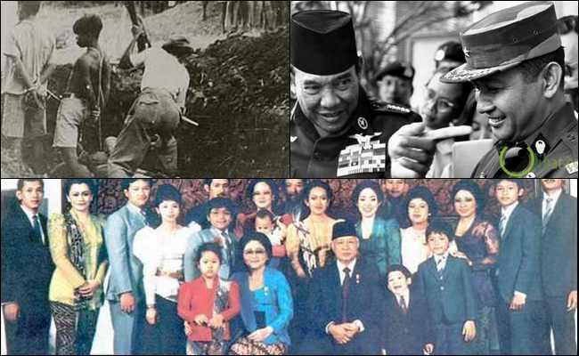 10 Dosa Besar Soeharto yang paling Fatal di Indonesia