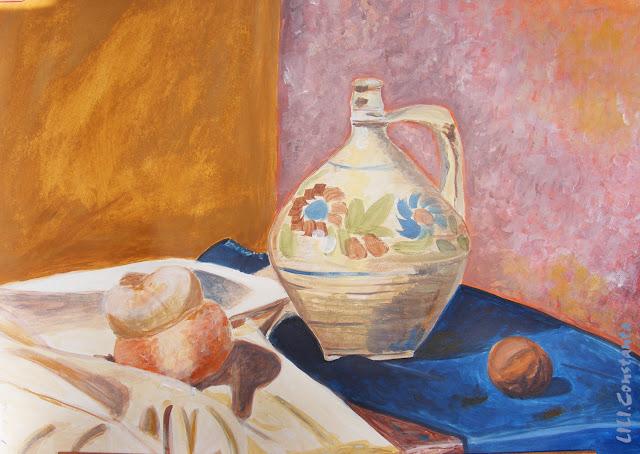 pictura - la bunici