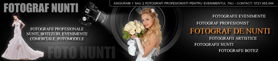 Foto Nunta | Foto Nunti | Fotograf Nunta