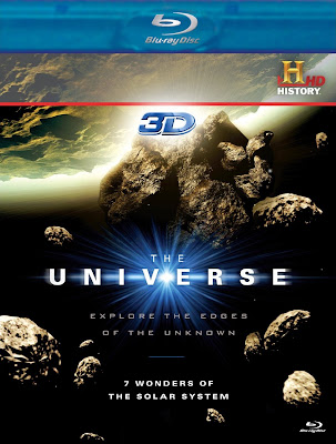 The Universe 3D: 7 Wonders of the Solar System (2010)