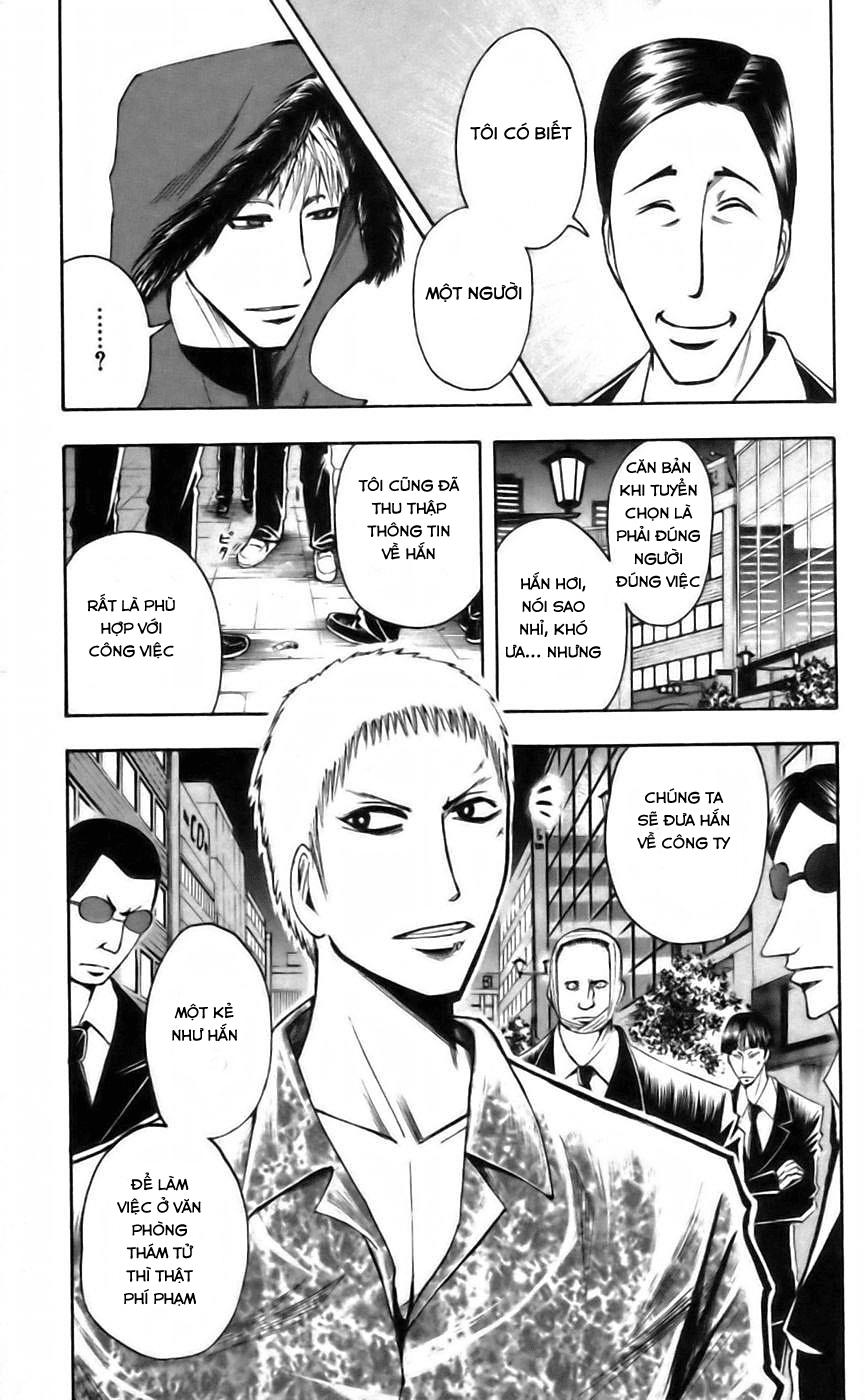 Majin Tantei Nougami Neuro chap 38 - Trang 19