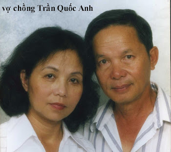 Vợ chồng Trần Quốc Anh
