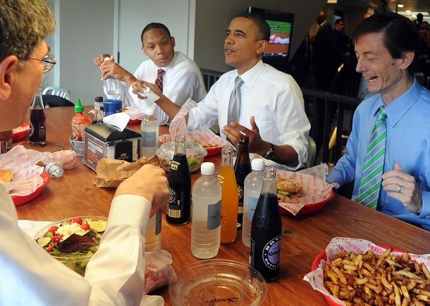 Obama S Favorite Restaurant In Dc
