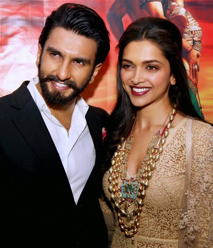 Deepika Padukone couple