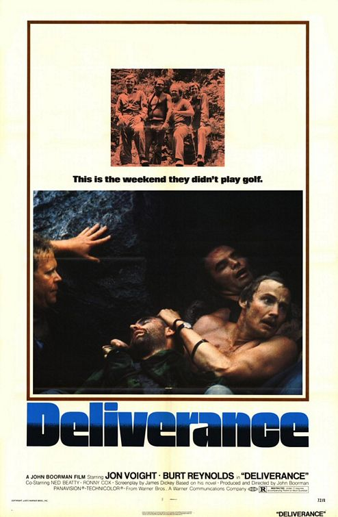 Vagebond's Movie ScreenShots: Deliverance (1972)
