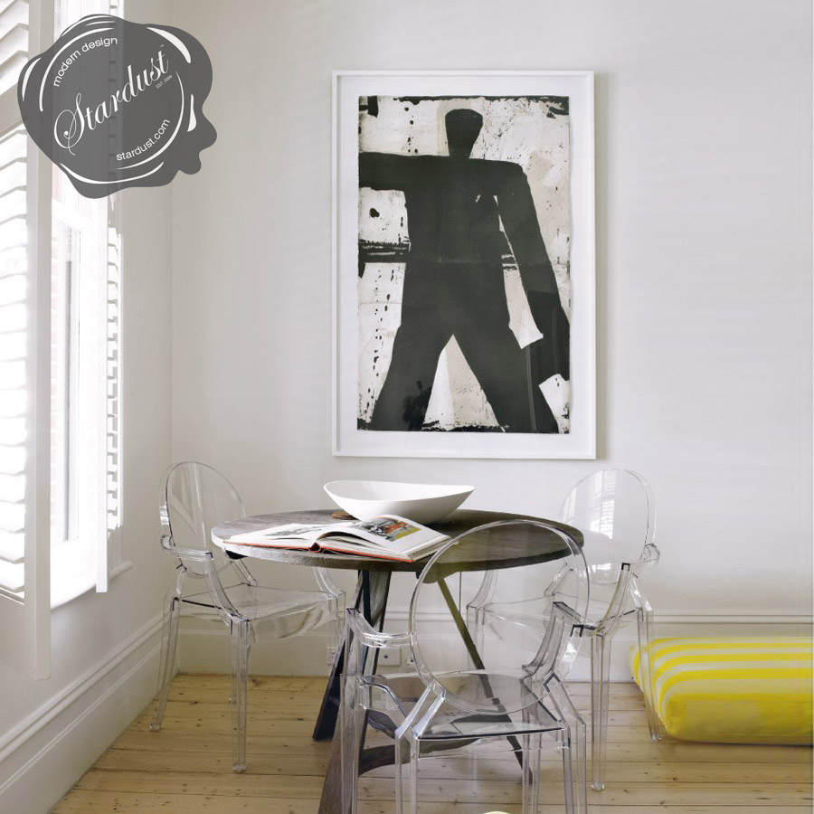 starck ghost chair kartell best two philippe starck la. Black Bedroom Furniture Sets. Home Design Ideas
