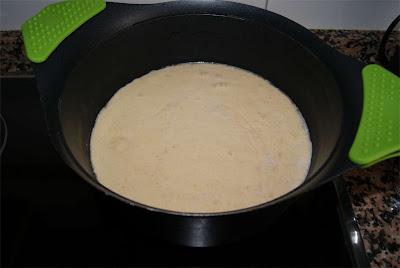 Crema de patatas al pimentón paso 4