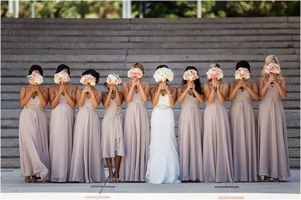 madrinhas e noivas juntas