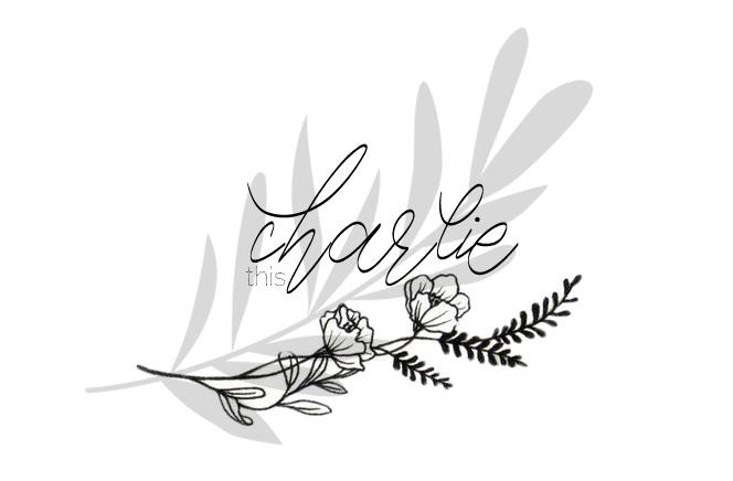 THIS CHARLIE - Blog mode et lifestyle à Marseille