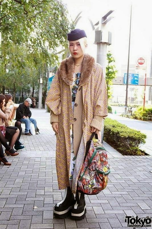 Fashion Wanita Jepang 2013 Nambenk