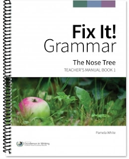 Fix It Grammar: Book 1